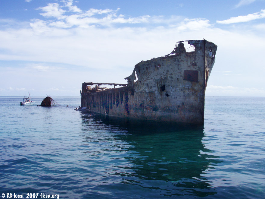 Wreck of the SS Sapona, Bimini, Bahamas In Photos - FKA ...
