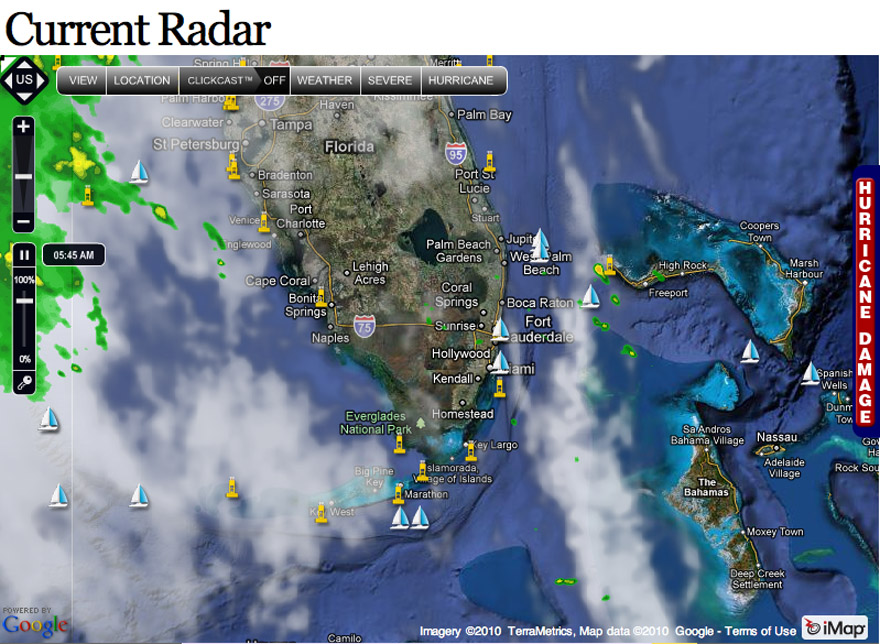 FKA Kiteboarding Forums Hurricane Prediction And Tracking Resources - Intellicast charlotte nc
