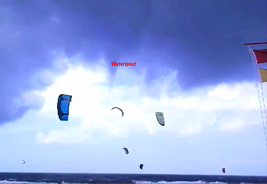 Waterspout Stories - Page 2 - FKA Kiteboarding Forums